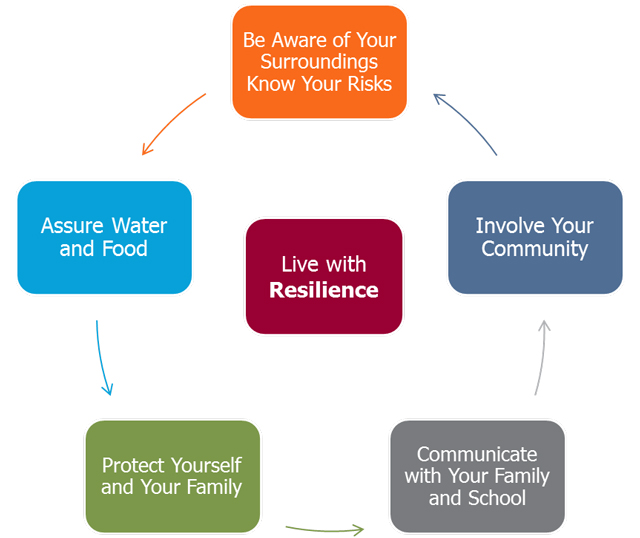 The NCDP Model for Disaster Preparedness