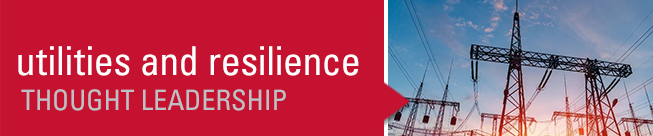 utilities and resilience thought leadership portal