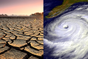 Drought and Hurricane